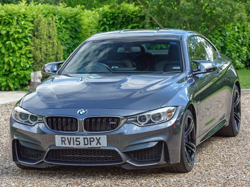 used BMW M4 DCT in colchester-essex