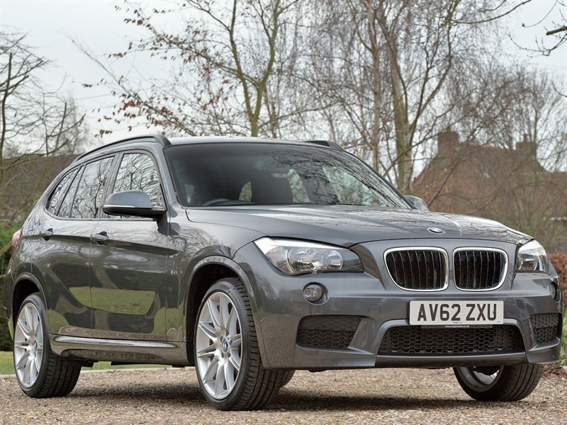 used BMW X1 XDRIVE18D M SPORT in colchester-essex
