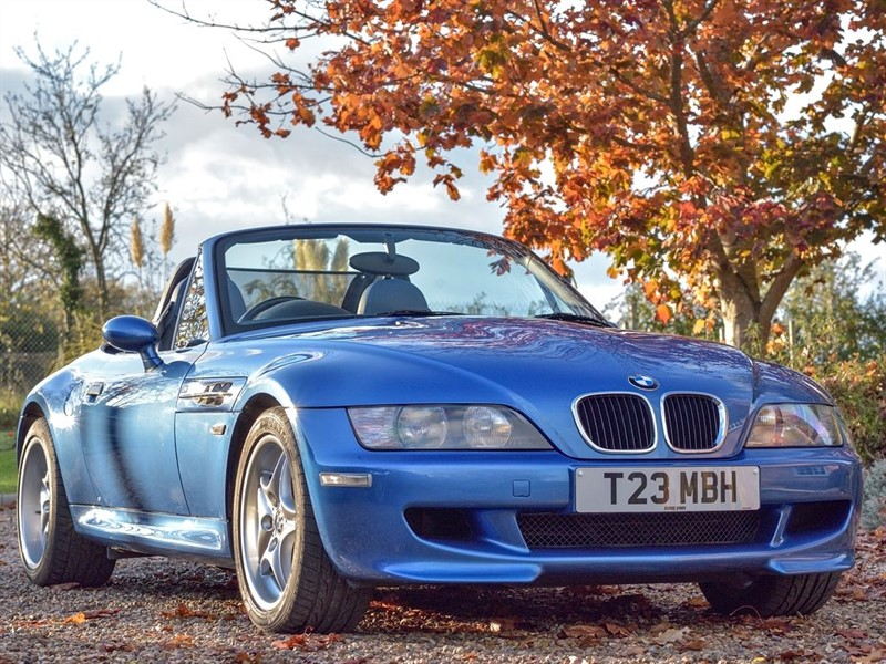 used BMW Z3m Roadster in colchester-essex