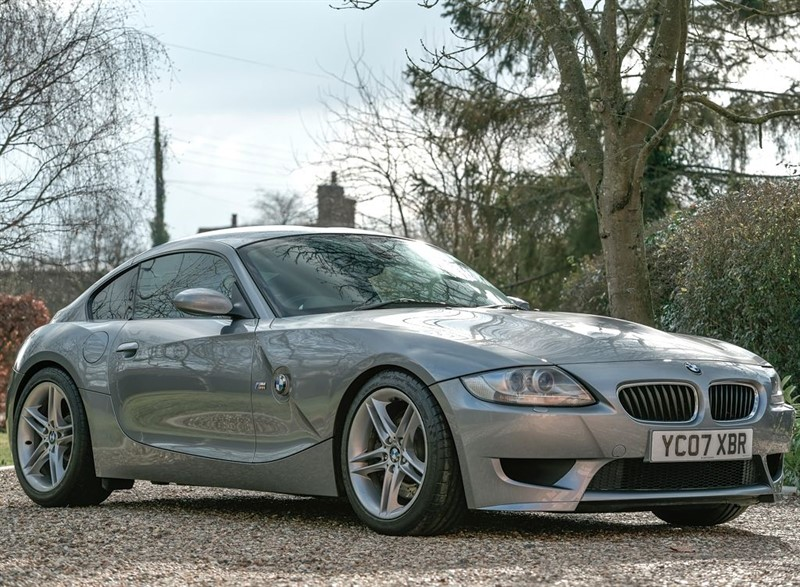used BMW Z4 M COUPE in colchester-essex