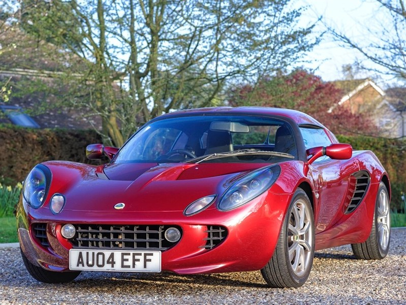 used Lotus Elise 111S in colchester-essex