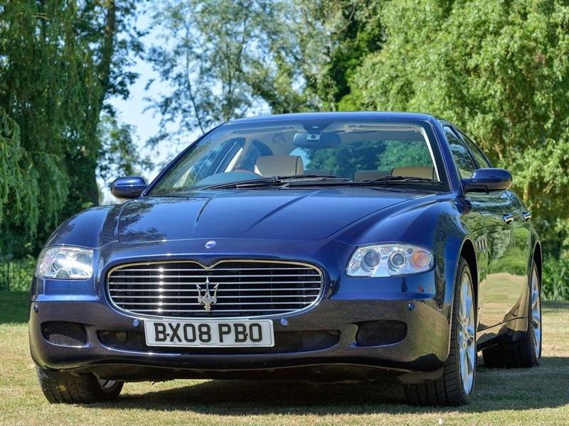used Maserati Quattroporte Executive GT in colchester-essex