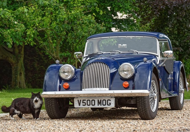 used Morgan 4/4 INJECTION in colchester-essex