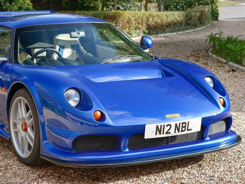 used Noble M12 GTO in colchester-essex