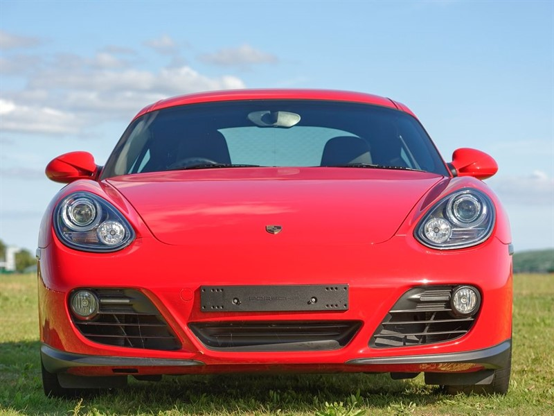 Cars For Sale Kendal Uk: Porsche Cayman In Bures Suffolk