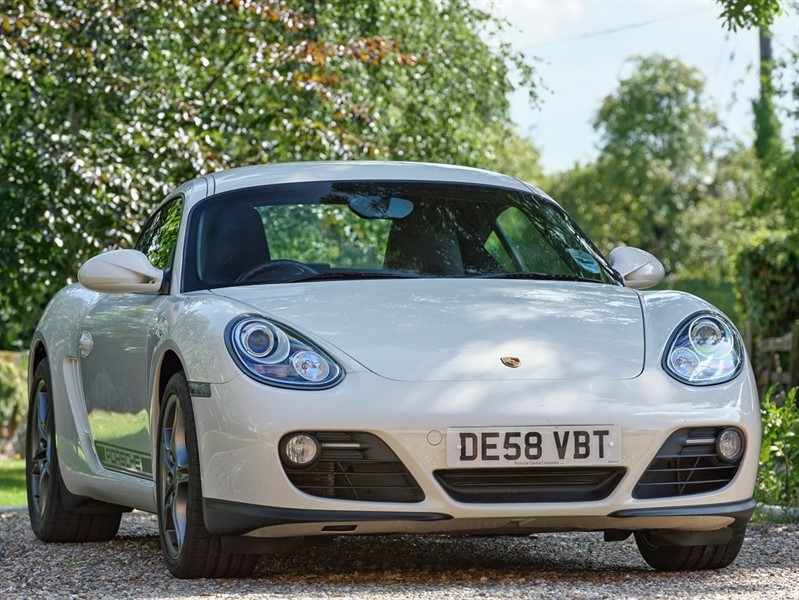 used Porsche Cayman 24V in colchester-essex