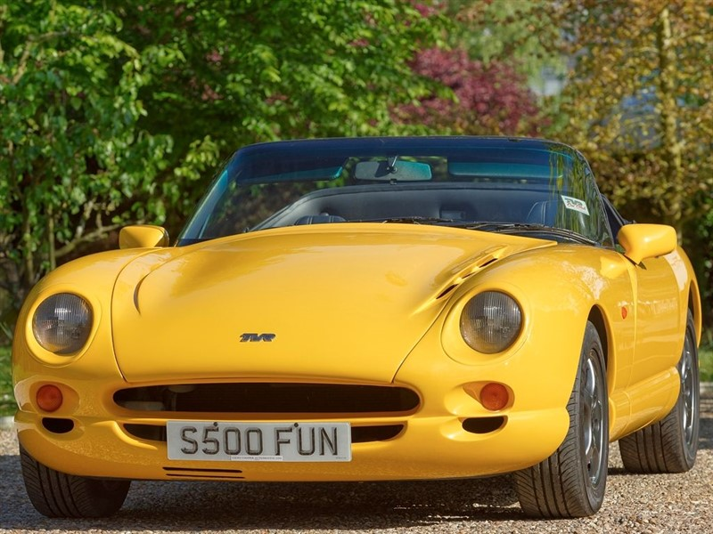 used TVR Chimaera - PAS - in colchester-essex