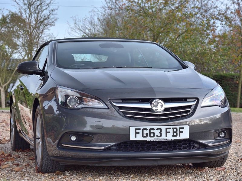used Vauxhall Cascada ELITE CDTI S/S in colchester-essex