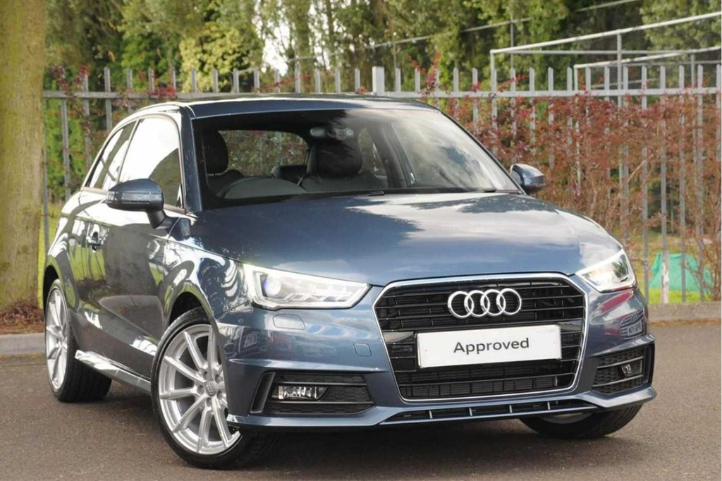 audi a1 in coventry west midlands compucars. Black Bedroom Furniture Sets. Home Design Ideas