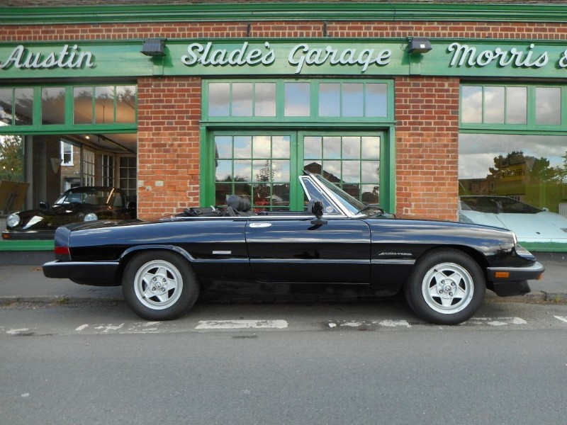used Alfa Romeo Spider LHD in penn-buckinghamshire