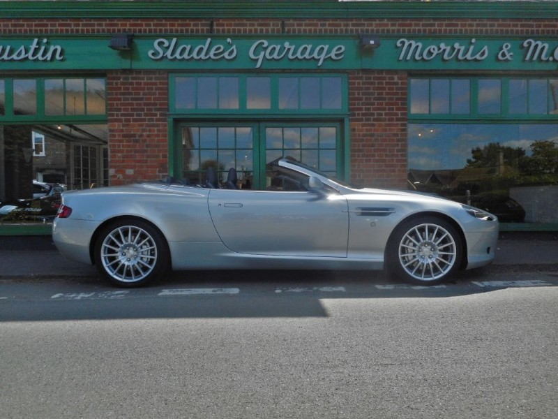 used Aston Martin DB9 Volante Automatic in penn-buckinghamshire