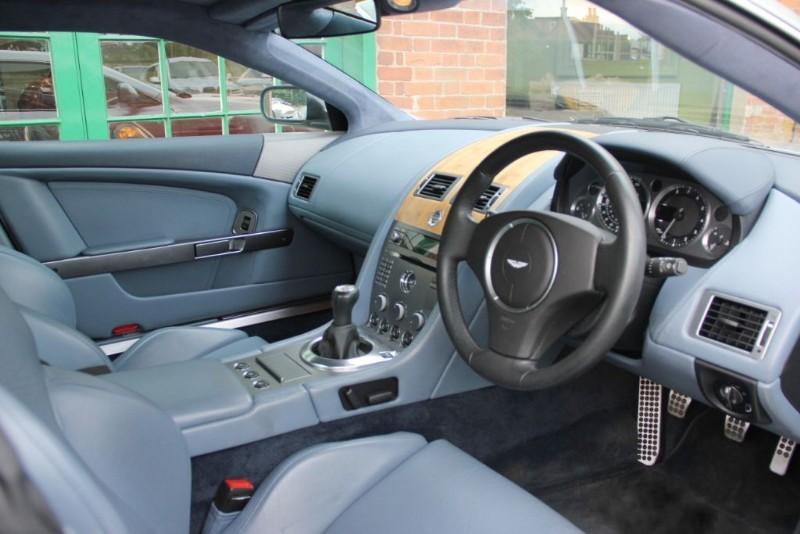 Aston Martin DB Slades Garage Buckinghamshire - Aston martin db9 manual transmission