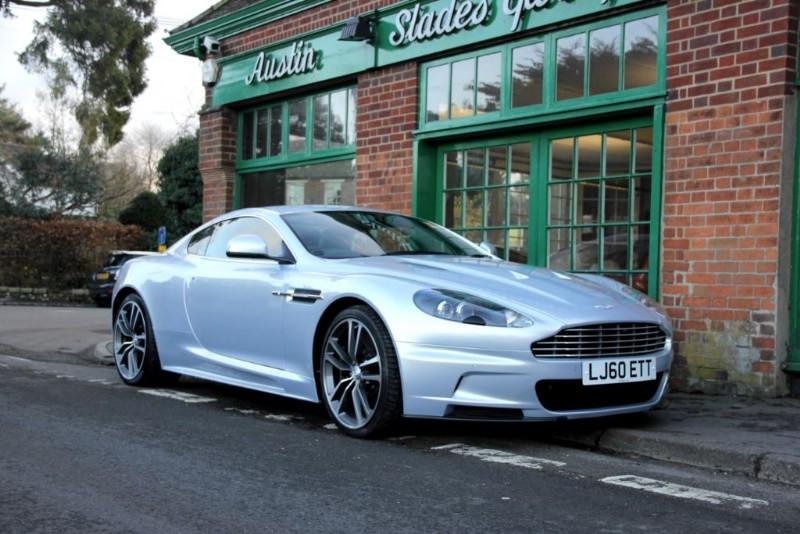 Aston Martin DBS Slades Garage Buckinghamshire - Aston martin dbs v12