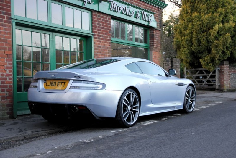 Aston Martin DBS Slades Garage Buckinghamshire - How many aston martin dbs were made