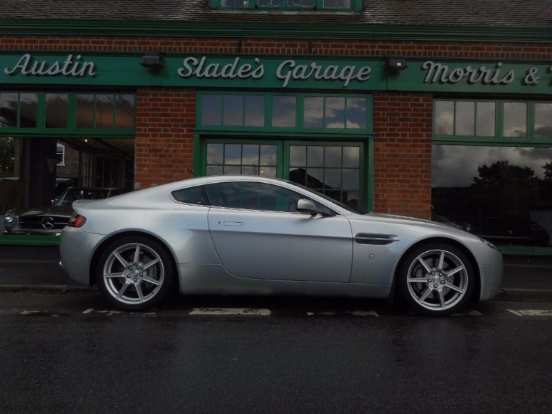 used Aston Martin Vantage V8 in penn-buckinghamshire