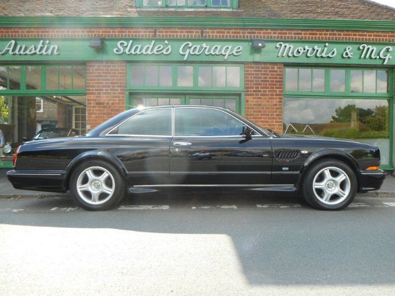 used Bentley Continental R L e Mans Edition RHD in penn-buckinghamshire