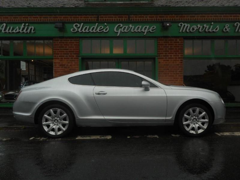used Bentley Continental GT W12 in penn-buckinghamshire