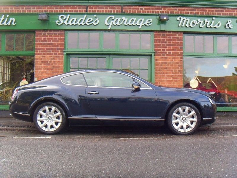 used Bentley Continental GT Coupe  in penn-buckinghamshire