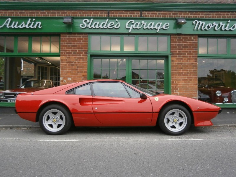 used Ferrari 308 GTB RHD in penn-buckinghamshire