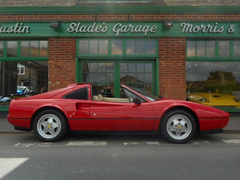 used Ferrari 328 GTS RHD in penn-buckinghamshire