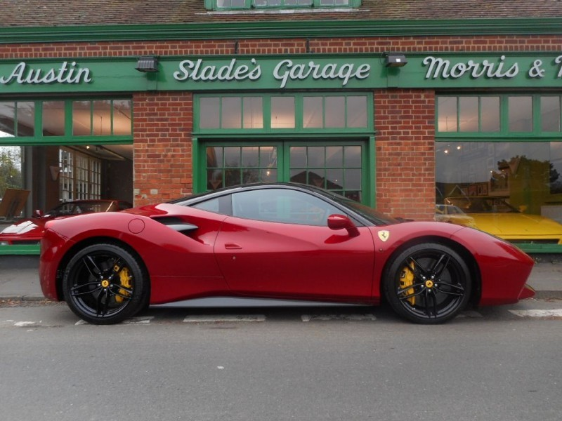 used Ferrari 488 GTB in penn-buckinghamshire