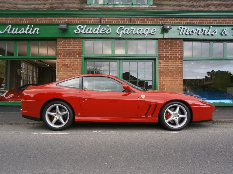 used Ferrari 550 Maranello RHD in penn-buckinghamshire