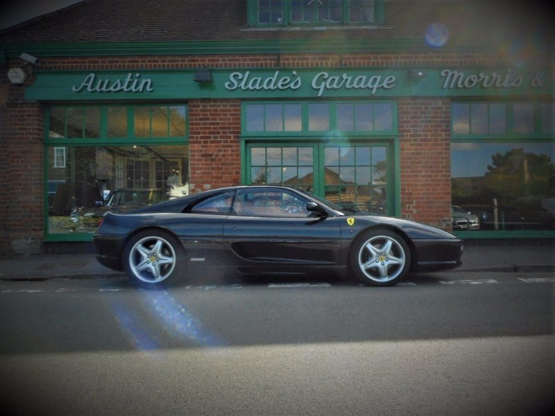 used Ferrari F355 GTB Berlinetta Manual LHD in penn-buckinghamshire