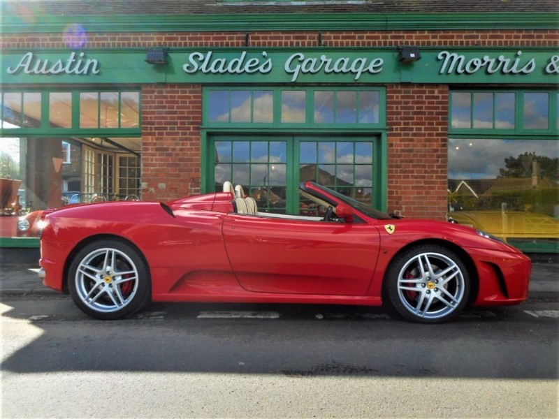 used Ferrari F430 Spider F1 in penn-buckinghamshire