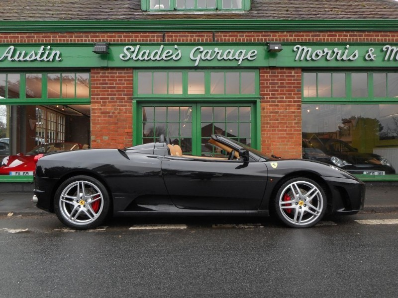 used Ferrari F430 Spider Manual RHD in penn-buckinghamshire