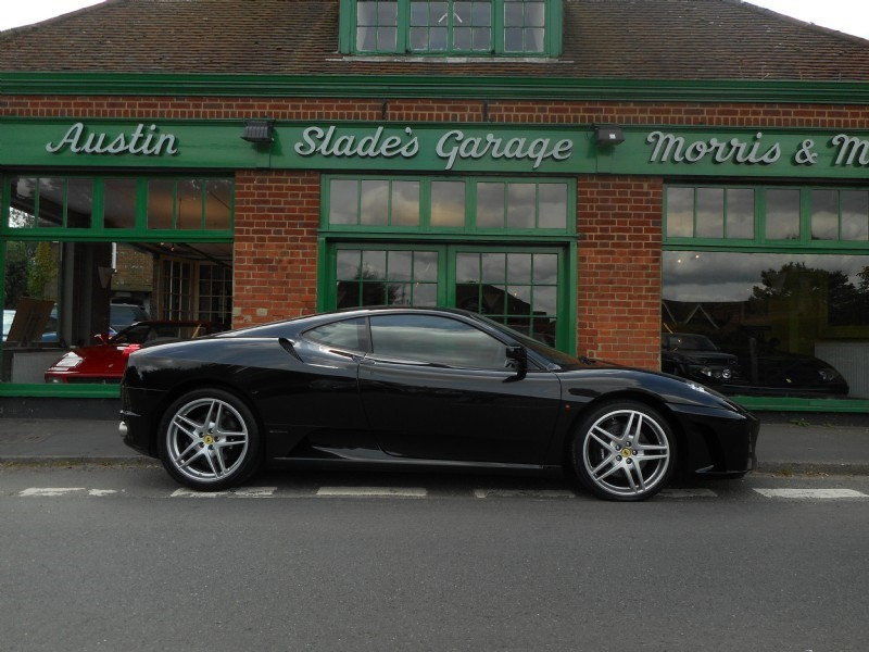 used Ferrari F430 Coupe F1 in penn-buckinghamshire