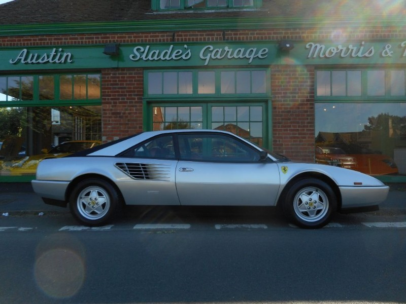 used Ferrari Mondial 3.2 RHD in penn-buckinghamshire