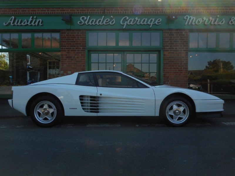 used Ferrari Testarossa Coupe Monospechio LHD in penn-buckinghamshire