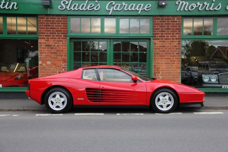 used Ferrari Testarossa Coupe RHD in penn-buckinghamshire
