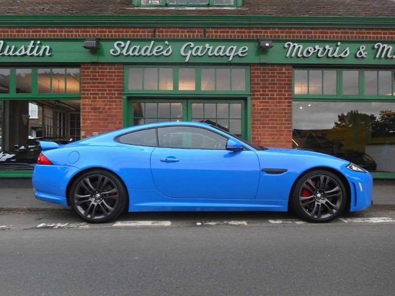 used Jaguar XK XKR-S Coupe in penn-buckinghamshire