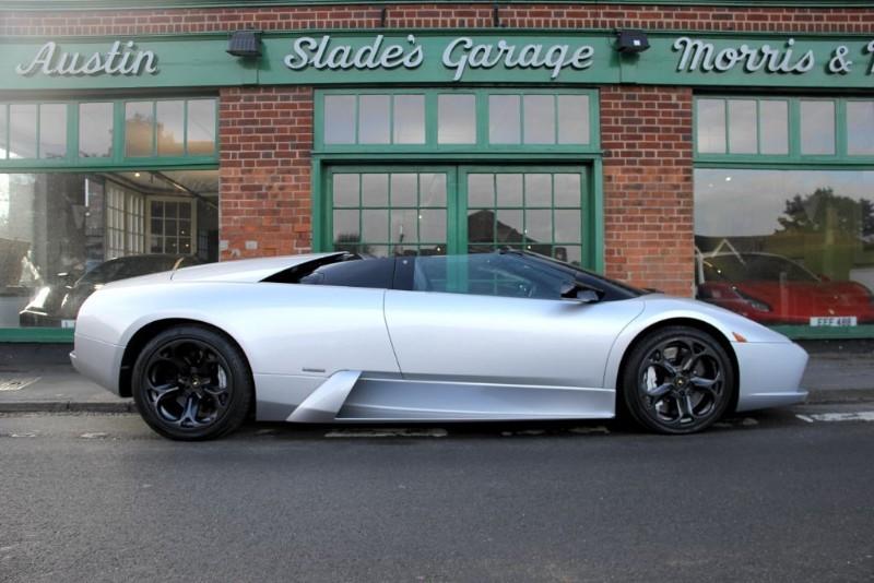 Lamborghini Murcielago Slades Garage Buckinghamshire