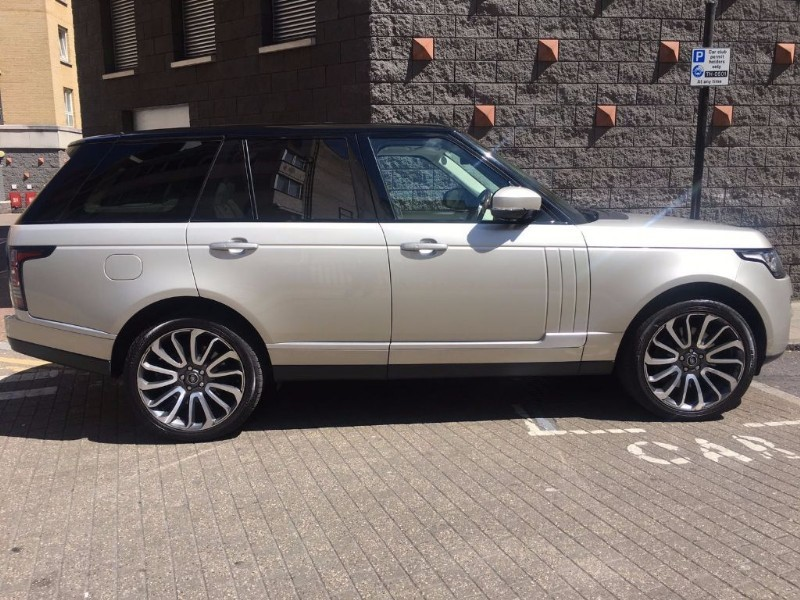 used Land Rover Range Rover SDV8 AUTOBIOGRAPHY in penn-buckinghamshire