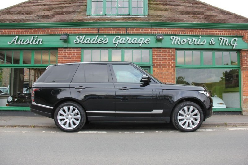 used Land Rover Range Rover SDV8 VOGUE SE Electric Side Steps in penn-buckinghamshire