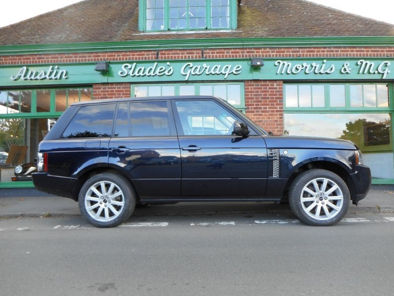 used Land Rover Range Rover TDV8 VOGUE in penn-buckinghamshire
