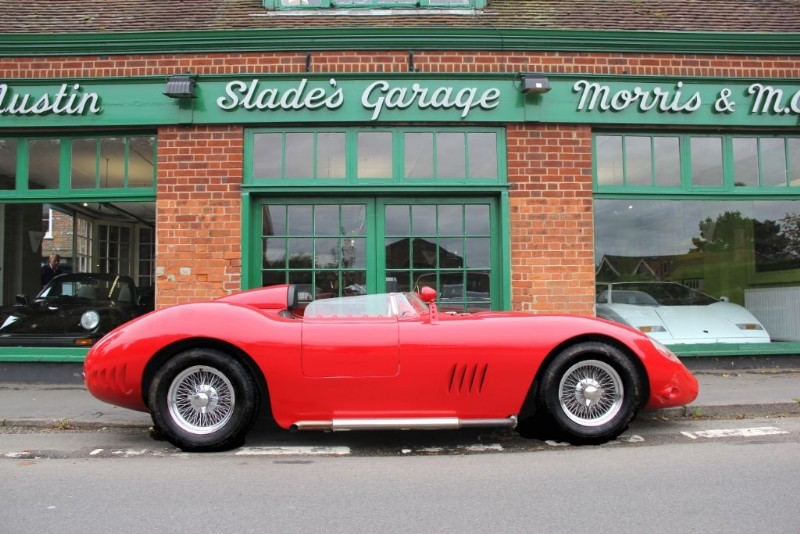 used Maserati  450S Replica in penn-buckinghamshire