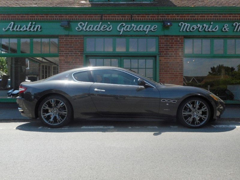used Maserati Granturismo S MC-Shift in penn-buckinghamshire