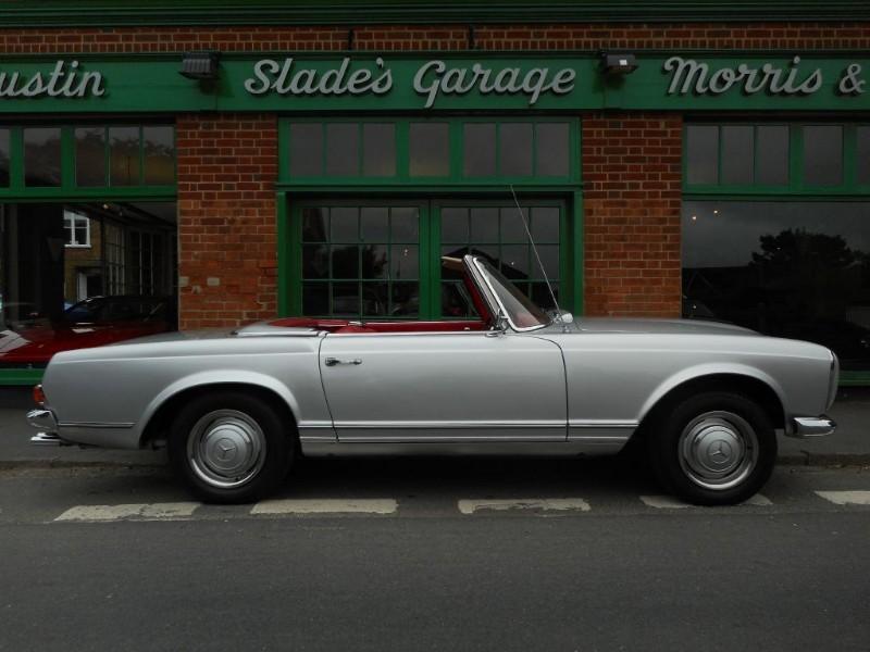 used Mercedes 230 SL Pagoda Automatic in penn-buckinghamshire