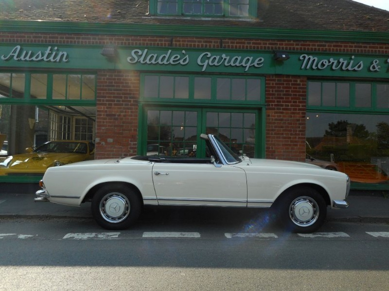 used Mercedes 280 SL Pagoda Automatic in penn-buckinghamshire