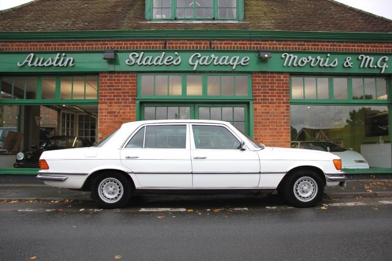 used Mercedes 450 SEL in penn-buckinghamshire