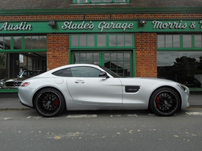 used Mercedes AMG GT S in penn-buckinghamshire