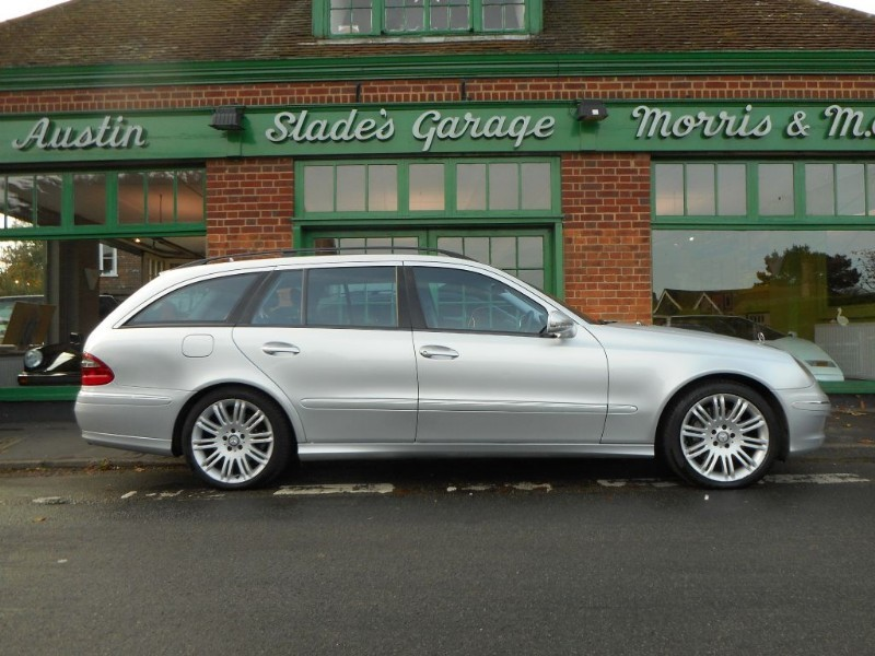 used Mercedes E280 CDI Sport Auto 1 Owner FMBSH in penn-buckinghamshire