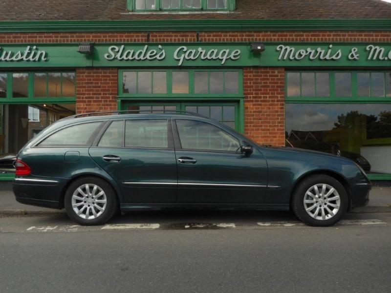 used Mercedes E320 CDI Elegance Auto Estate 1 Owner FMBSH in penn-buckinghamshire