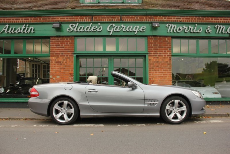 used Mercedes SL 350 Pano Roof in penn-buckinghamshire
