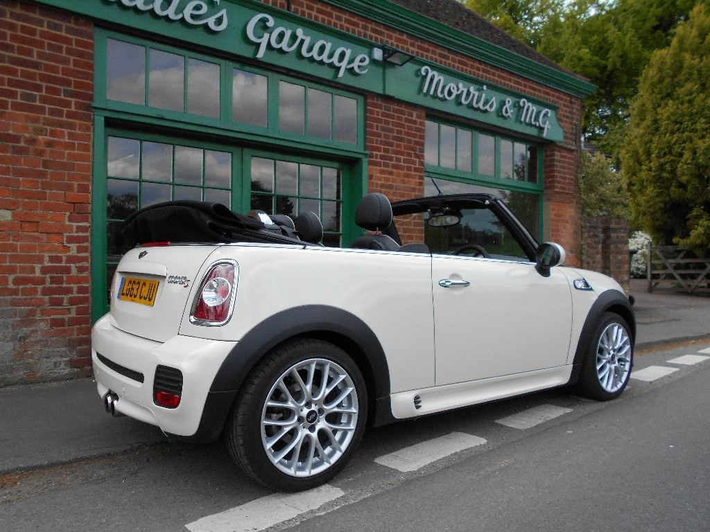 Mini Cooper S Slades Garage Buckinghamshire