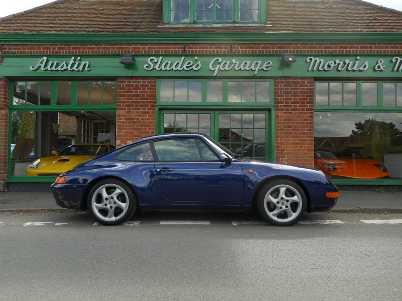 used Porsche 911 Carrera Manual in penn-buckinghamshire