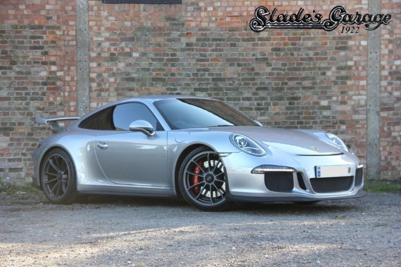 used Porsche 911 GT3 PDK UK RHD 1 Owner in penn-buckinghamshire